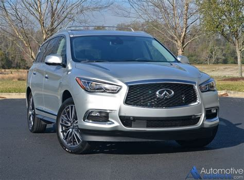 reviews of infiniti qx60 2017 infiniti qx60 review test drive