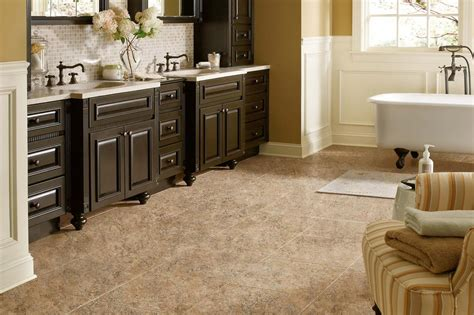 Armstrong Bathroom Flooring by Bathroom Flooring Bathroom Flooring Options