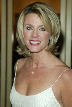 debra norville hairstyle deborah norville hair google search hair pinterest