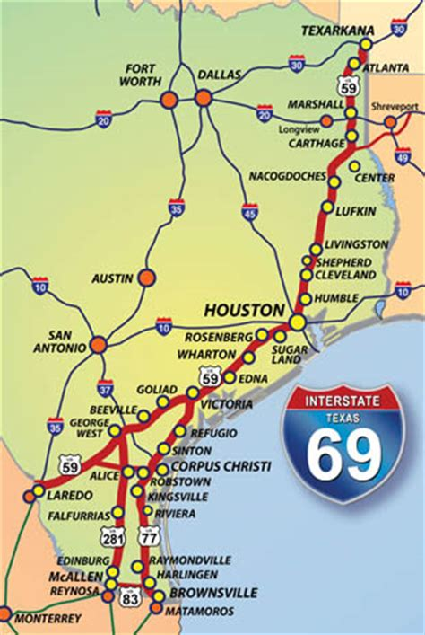 i 69 texas corridor map opinions on interstate 69 in texas