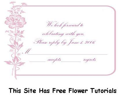 wedding invitations with response cards staruptalent com