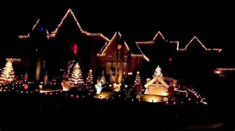 pecan grove christmas lights pecan grove christmas lights youtube