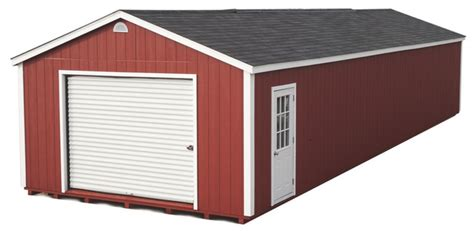 Valley Structures Storage Sheds by Painted Garage Storage Sheds Barns Buildings Mid