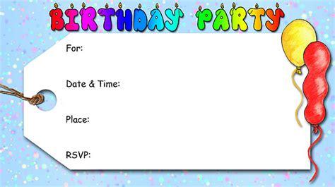 printable happy birthday invitation cards happy birthday invitations free printable birthday