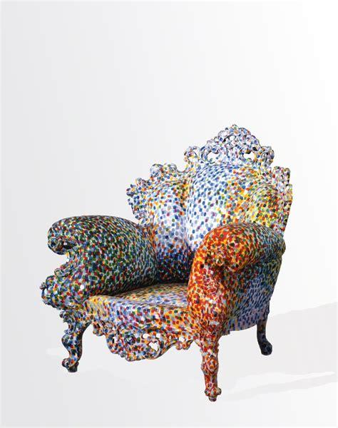 poltrona mendini alessandro mendini chair poltrona di proust 1978 artsy