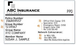 Health Insurance Card Template Sample Insurance Card Providence Oregon