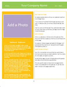 free newsletter templates for microsoft word 2007 newsletter template microsoft word 2007 singpaload