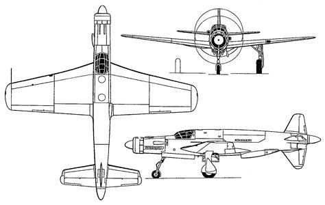 Drawing Blueprints dornier do 335 experimental attack plane