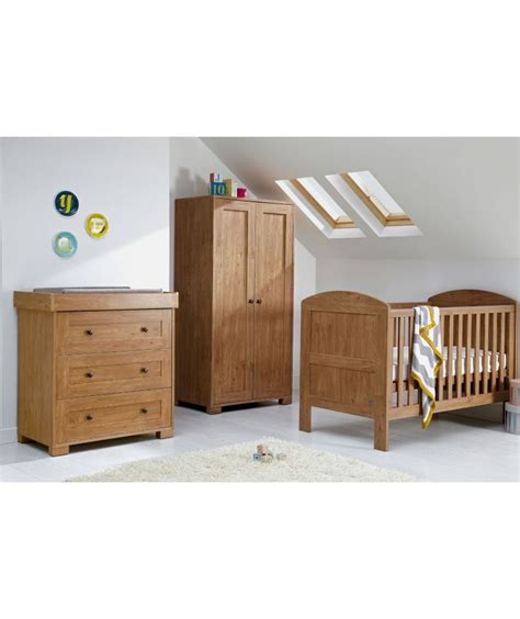Pine Nursery Furniture Thenurseries 3 Nursery Furniture Sets