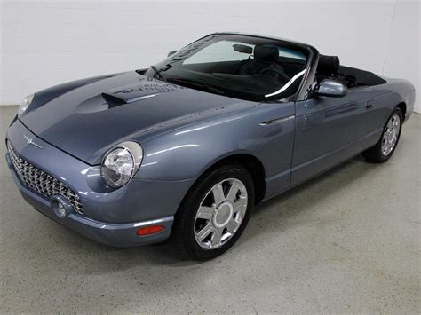 2005 Ford Thunderbird by 2005 Ford Thunderbird