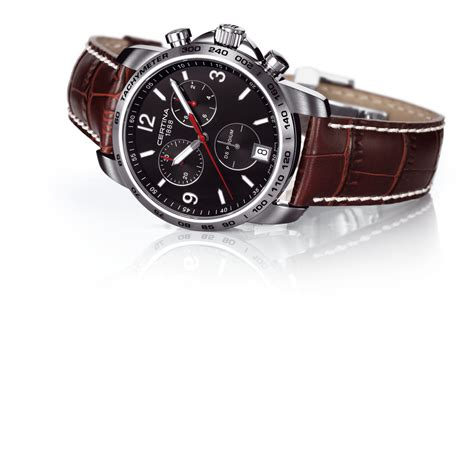 new ds podium chronograph from certina your new