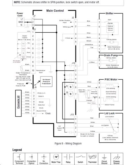 maytag washer wiring diagram maytag dishwasher repair
