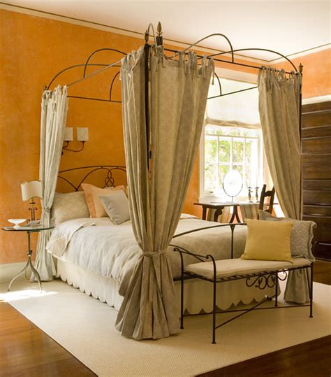 curtains for bed bed curtains photos design ideas remodel and decor lonny