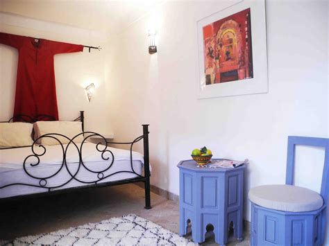 atlas room rooms a owned beautiful centrally situated marrakech riad