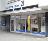 Deutsche Bank Investment Finanzcenter Dorsten Adresse
