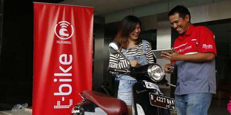 Telkomsel T Bike Asisten wow telkomsel jajal keunggulan t bike di 17 merek sepeda motor