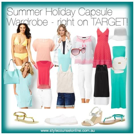 Capsule Wardrobe Gok by How To Pack For A Summer And Create Summer Capsule