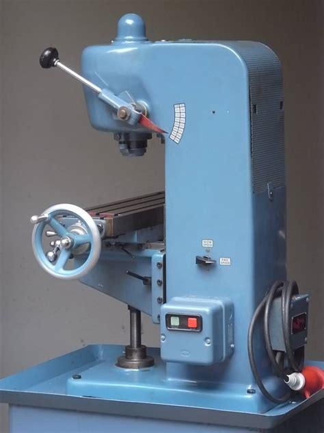 Small Home Milling Machine Sold Raglan Vertical Small Milling Machine Metric Niels