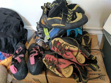 climbing shoe resoling climbing shoes resole kit style guru fashion glitz