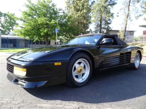 car owners manuals free downloads 1987 pontiac fiero instrument cluster 1987 pontiac fiero fiero gt kit conversion car in el cajon ca 1 owner car guy