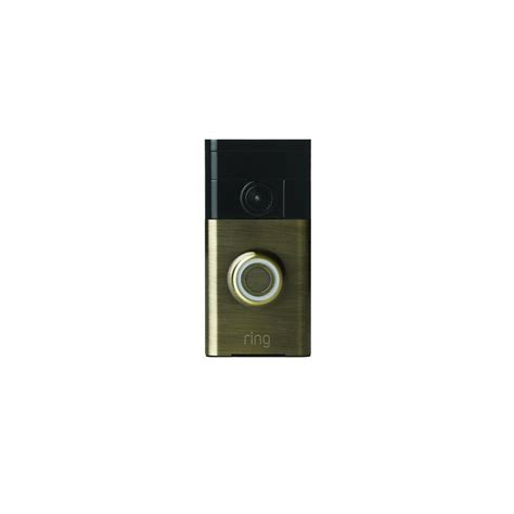 ring wireless doorbell 88rg003fc100 the home depot