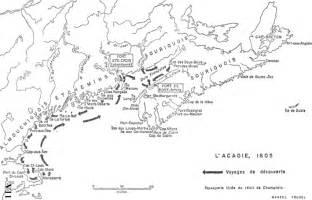 map of acadia acadian history acadian canadian