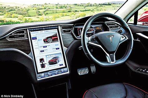Car Power Port Tesla S Model S Has A Secret James Bond Mode Tapping In