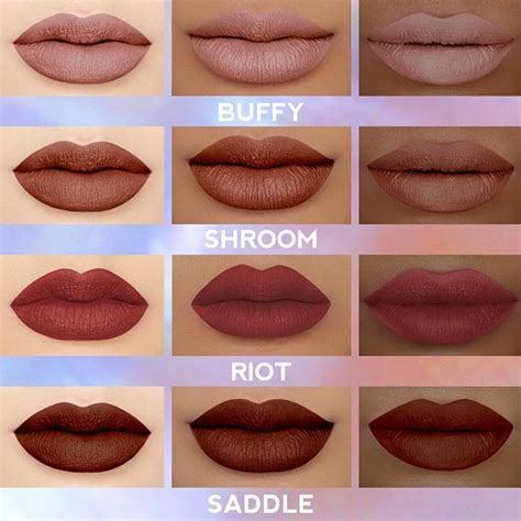 fall color lipsticks 95 best swatch gallery images on