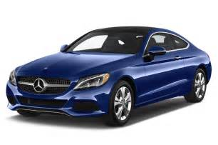 2017 mercedes c300 coupe debuts with fabulous two