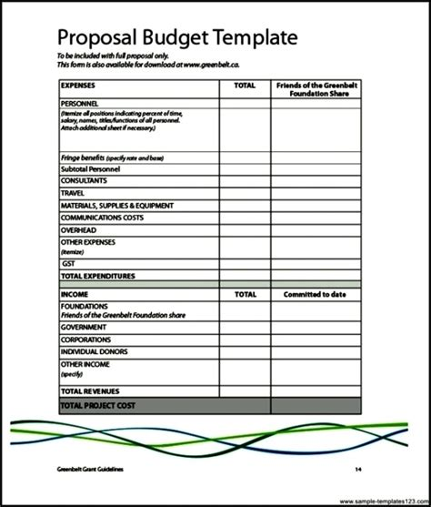marketing plan template startup sle marketing budget sle marketing budget template