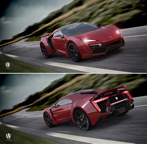 lykan hypersport doors lykan hypersport supercar pertama arab termewah dan