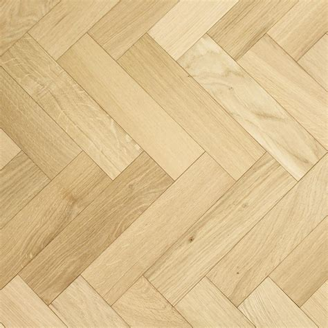 70mm unfinished engineered oak parquet block wood flooring 0