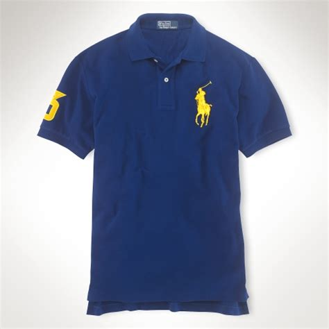 Polo Country Original Classic Gold polo ralph classic big pony polo in blue for fall royal gold lyst