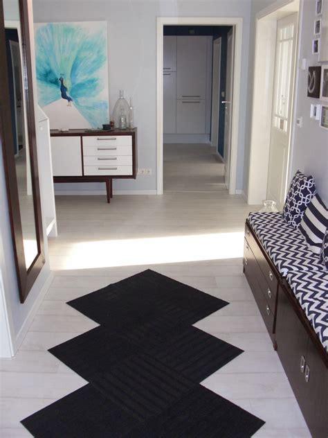 teppich laeufer flur modern laeufer teppich grau modern