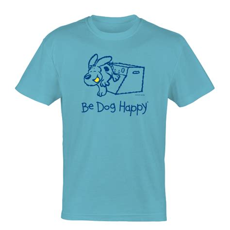 Andhika Shirt Sky Blue Dod Shop flyball be happy
