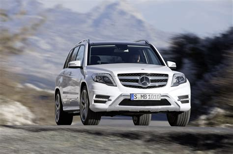 suv benz 2013 mercedes benz glk suv gets a revised look and more