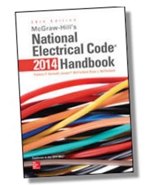 National Plumbing Code Handbook Pdf by Mcgraw Hill S 2014 National Electrical Code Handbook