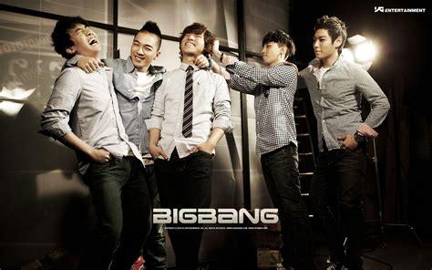 big bang kpop boy band bigbang wallpapers wallpaper cave
