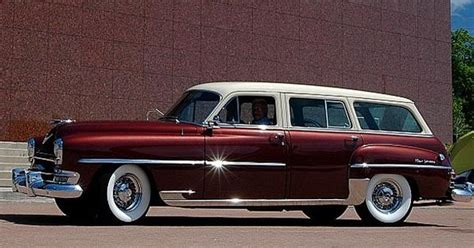 1955 chrysler new yorker town country youtube 1955 chrysler station wagon coronet station wagon