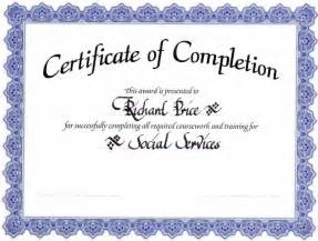 microsoft word certificate of completion template kb free microsoft word certificate of completion template