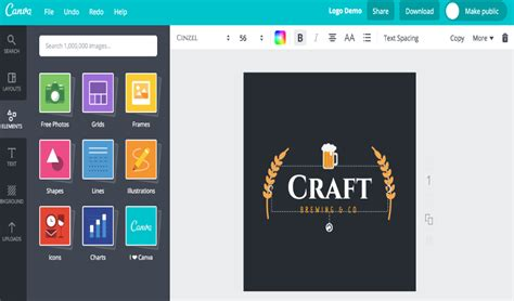 canva software top ten free online logo maker tools in 2017 need a logo