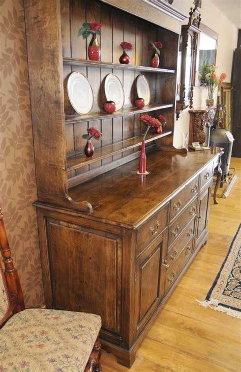 7f kitchen dresser oak farmhouse dressers