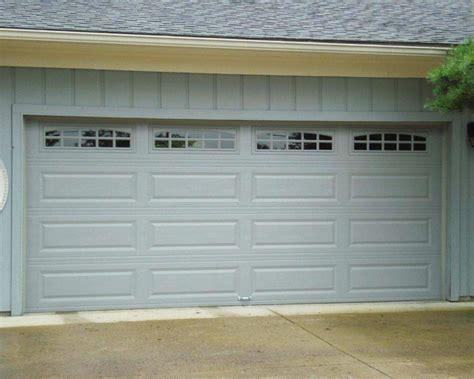 United Garage Doors by C H I 4283 Raised Panel Traditional Garage