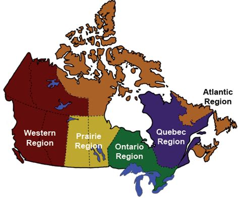 canadian map regions 1 map types directions 1 cgc 1d 2016 2017