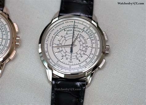 Patek Phillip patek chronograph