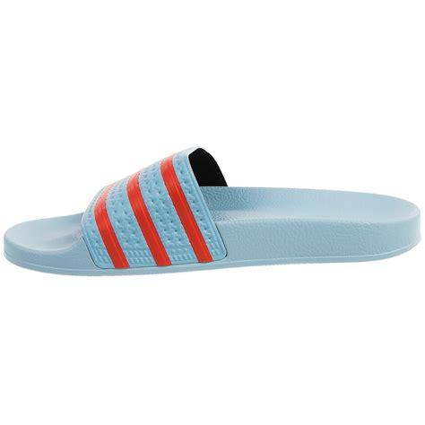 adidas adilette adidas adilette slide sandals for men save 50