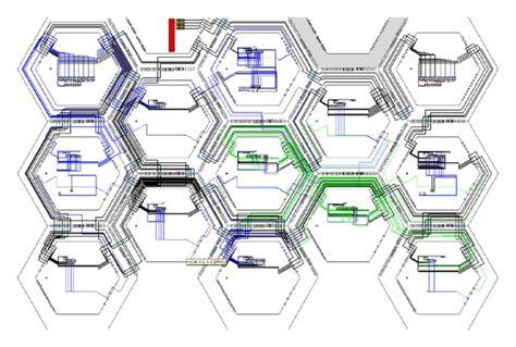 design concept honeycomb honeycomb an application driven online adaptive