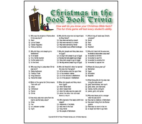 free printable christmas christian games 5 best images of christian christmas printable activities