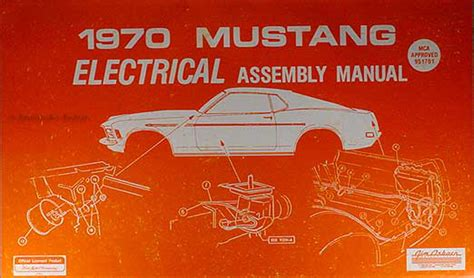car service manuals pdf 1972 ford mustang interior lighting 1970 ford lincoln mercury car repair shop manual reprint set