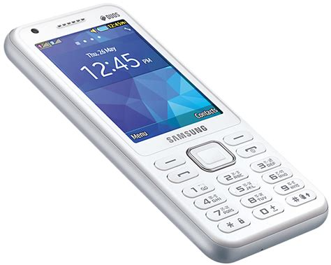 samsung metro xl b355e 128mb price shop samsung metro xl b355e white feature phones at